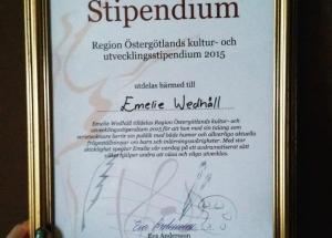 Östergötlands kultur & utvecklingsstipendium