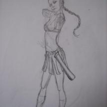 Teckning 2
